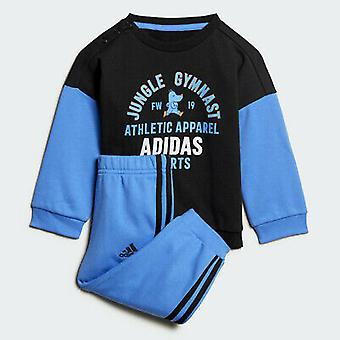 Adidas Infant Boys Graphic Terry Chándal Conjunto Completo ED1169