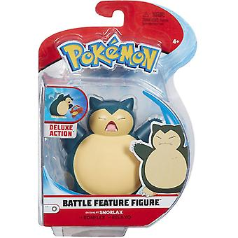 Pokemon Battle Feature Figure Snorlax