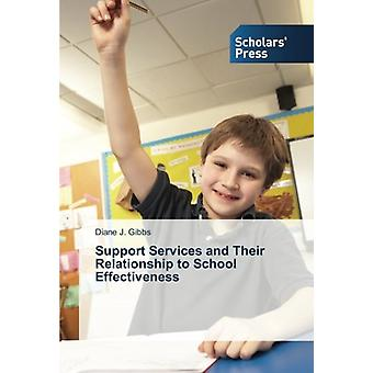 Support Services and Their Relationship to School Effectiveness by Gi