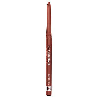 ريميل لندن المبالغة Full Color Lipliner 018