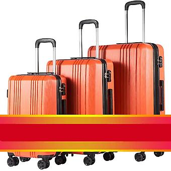 Carry On Luggage Spinner Light Weight Hardshell Suitcase