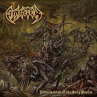 Deformation Of The Holy Realm [CD] USA import