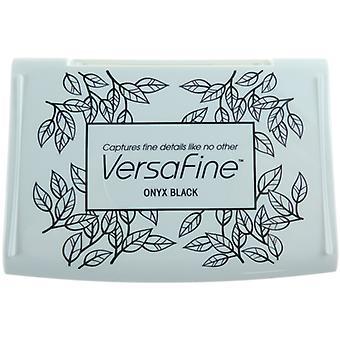 VersaFine Pigment Blæk Pad - Onyx Sort
