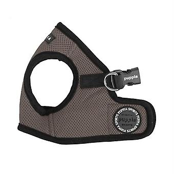 Puppia Soft Vest Harness Brown (Dogs , Collars, Leads and Harnesses , Harnesses)