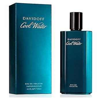 Cool Water Man by Davidoff Eau de Toilette Spray - 125 ml