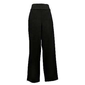 DG2 Af Diane Gilman Women's Bukser Stretch Pull-On Bukser Sort 687691