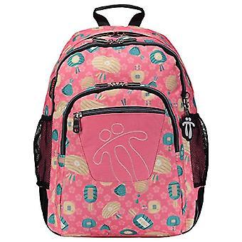 TOTTO Mochila Crayoles Casual Backpack 40 centimeters 25 Multicolor (Multicolor)(2)