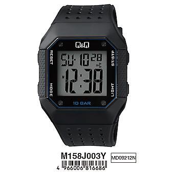 Q&Q MODA Mod.M158J003Y, Modelo: M158J003Y