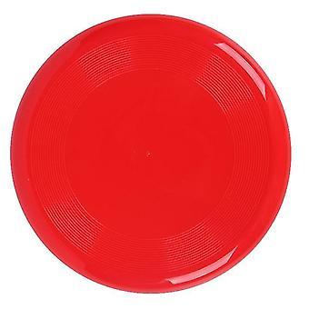 Piros gyermek műanyag repülő csészealj x3596