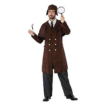 Costume per adulti 115569 Detective