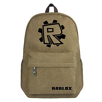ROBLOX sac à dos décontracté pour les élèves du collège sac décontracté