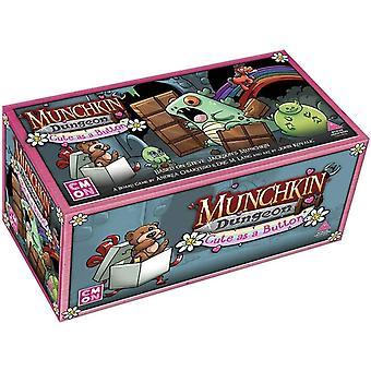 Munchkin Dungeon: Niedlich wie ein Knopf Erweiterung Karte Spiel