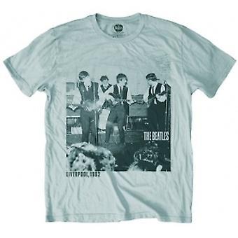 Beatles Cavern 1962 Zilveren Heren T-Shirt: X-Large