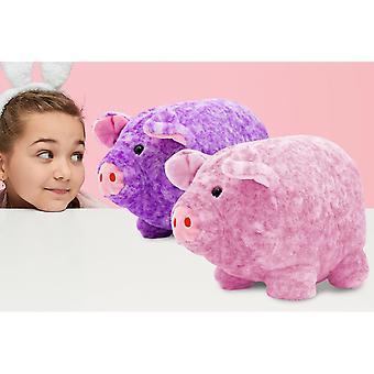 Doodle 23cm Truffles Piggy Plush Stuffed Animal Toy, Assorted Colours