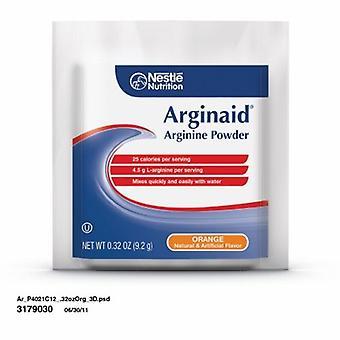 Nestle Healthcare Nutrition Arginine Supplement Orange .32 oz, Case of 56
