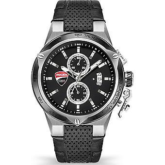 Ducati Wristwatch Men Classic Chrono GIRO UNO DTWGC2019101
