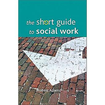 The short guide to social work Short Guides