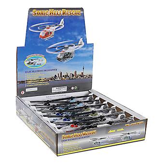 Helicopter DKD Home Decor (6 pcs)