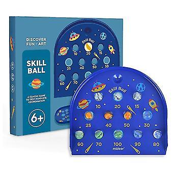 Bambini Skill Ball Desk Space Marble Game Interactive Brain Intelligence | Gag e battute pratiche