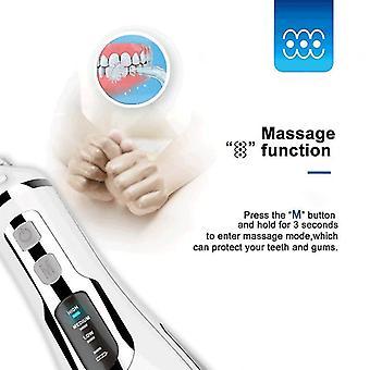 Mondelinge Irrigator Snoerloos Water 4 Massage TandenReiniger Irrigatie Dental Floss V500| Orale Irrigators