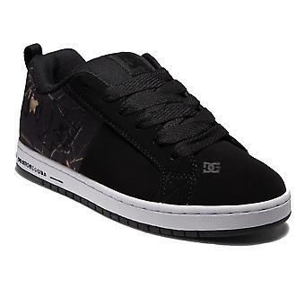 DC Shoes Court graffik sq adys100442 bkn - calzado hombre