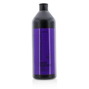 מטריצה סה כ תוצאות צבע אובססיבי שמפו נוגד חמצון (עבור טיפול צבע) 1000ml/33.8 oz