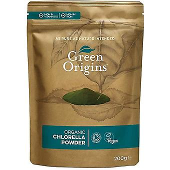 Organic Chlorella Powder - 200 grams