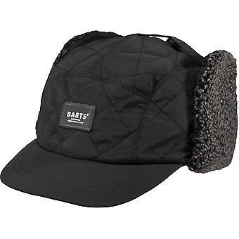 Barts Mens Boise Stretch Trapper Hatt Keps