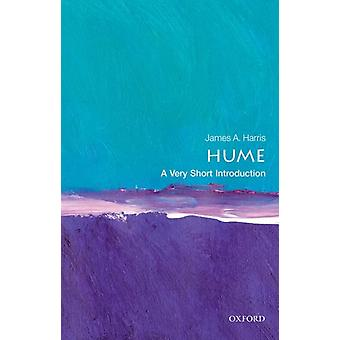 Hume A Very Short Introduction by James A Harris