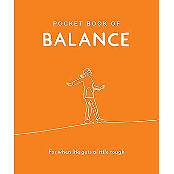 Pocket Book of Balance: Your Daily Dose of Quotes to Inspire Balance: 2019 (Pocket Books)
