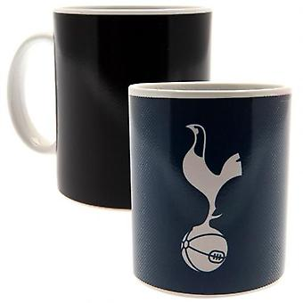 Tottenham Hotspur FC Heat Changing Mug