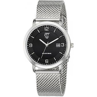 ONE (Eco Tech Time) Silver Stainless Steel EGS-12078-22M Men's Watch