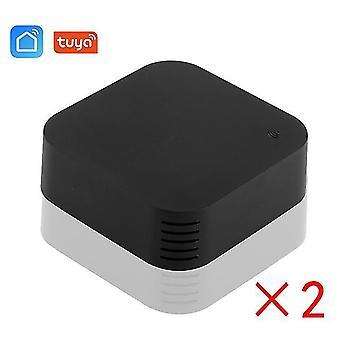 Ir Fernbedienung Smart Wifi Universal Infrarot Tuya für Smart Home Steuerung für TV DVD AC funktioniert