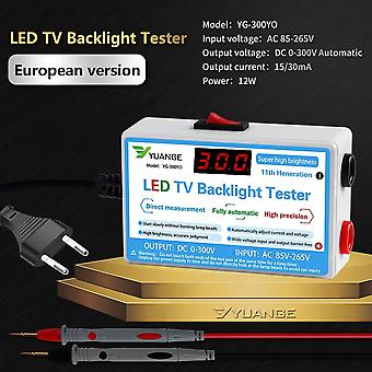 12w/25w Led Lamp And Tv Backlight Tester Led Strips Beads Test Tool Measurement Instruments New Led Tester 0-300v Output