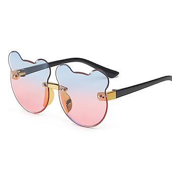 Kinder Sonnenbrille Polarisierte Mode Spiegel Sport Flexible Farbtöne Kinder