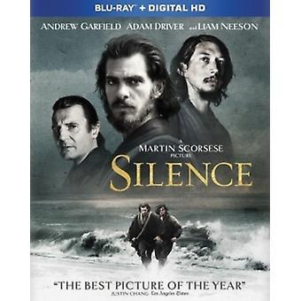Stilhed [Blu-ray] USA importerer