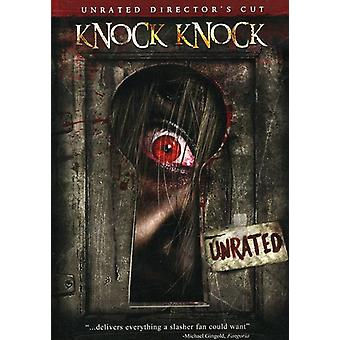 Knock Knock [DVD] USA import