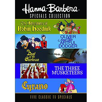 Hanna Barbera Specials Collection [DVD] USA import