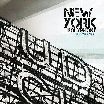 New York Polyphony - Tudor City [CD] USA import
