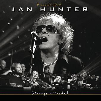 Ian Hunter - importation USA Strings Attached [CD]