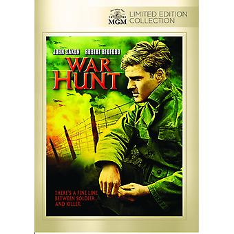 War Hunt [DVD] USA import