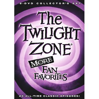 Twilight Zone: Mehr Fan-Favoriten [DVD] USA importieren