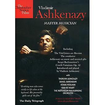 Vladimir Ashkenazy - Master Musician [DVD] USA import