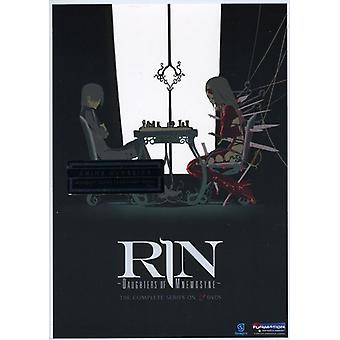 Rin-Daughter of Mnemosyne: Complete Series Vc [DVD] USA import