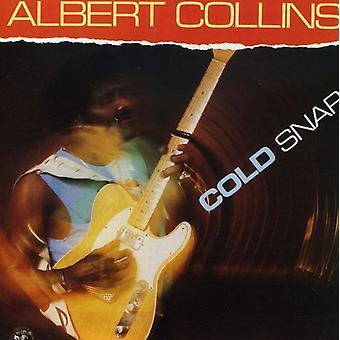 Albert Collins - importación USA Cold Snap [CD]