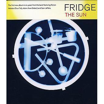 Fridge - Sun [CD] USA import