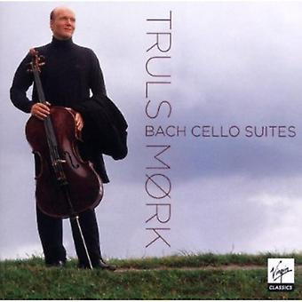 Truls Mork - Bach: Cello Suites [CD] USA import