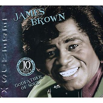 James Brown - Godfather of Soul [CD] USA import