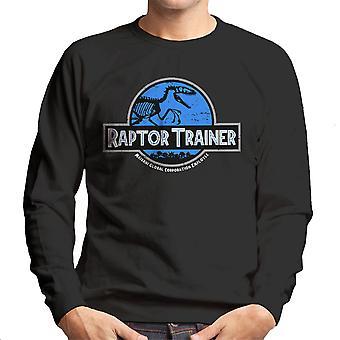 Raptor Trainer Jurassic World mannen Sweatshirt