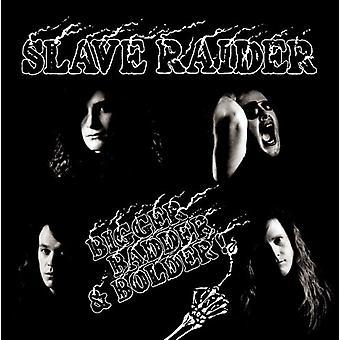 Slave Raider - Bigger Badder & Bolder [CD] USA import